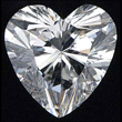 Heart Facet Diamond