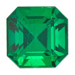 Octagon Cut Emerald