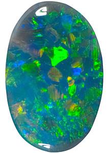 Opal The Gemstone Precious Fire Black Information