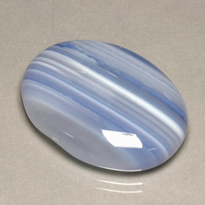 Banded Blue Agate
