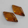 Brown Amber Pair