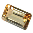 Large Emerald-Cut Andalusite