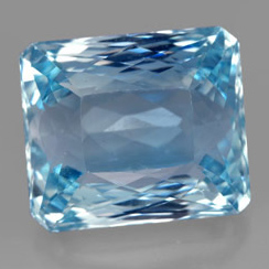 Deep Blue Aquamarine