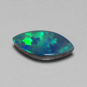 Black Opal Doublet