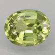 Yellowish-green Chrysoberyl