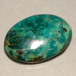 Multicolored Green Chrysocolla