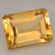 Yellow-brown Citrine