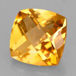 Brownish-Yellow Citrine