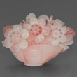 Pink and White Coral Floral