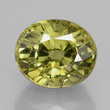 Brownish-green Demantoid Garnet