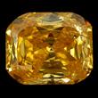 Fancy Yellow-Orange Diamond