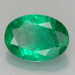 Heavily Included Emerald