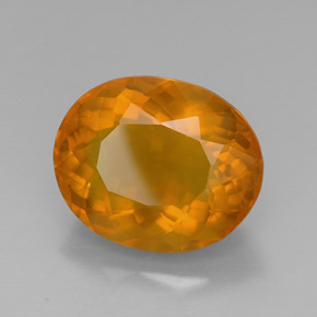 Orange Fire Opal / Honey Opal