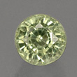 Light Green Grossular Garnet