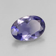 Light Purple Oval Iolite