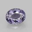 Round Cut Light Purple Iolite