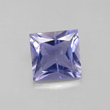 Light Blue Princess-Cut Iolite