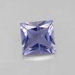Light Blue Princess-Cut Iolite