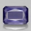 Scissor-Cut Violet-Blue Iolite
