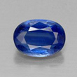 Oval Facet Deep Blue Kyanite