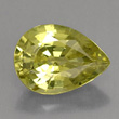 Greenish-Yellow Mali Garnet