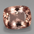 Salmon-colored Morganite