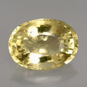 oval orthoclase gemstone image