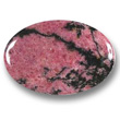 Pink Rhodonite Cabochon