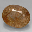 Golden Dense Rutilated Quartz