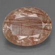 Reddish Brown Rutilated Quartz