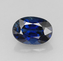 Deep Blue Sapphire