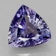 Purplish Blue Sapphire