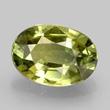 Yellowish-Green Sapphire