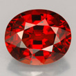 Bright Red Spessartite Garnet
