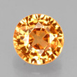 Light Orange-yellow Spessartite Garnet