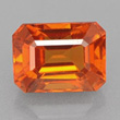 Orange-yellow Spessartite Garnet