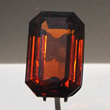 Orange-Brown Spessartite Garnet