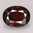 Dark Red Spinel