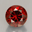 Deep Red Spinel