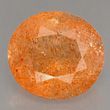 Orange Sunstone