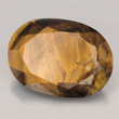 Golden Brown Tiger's Eye Facet