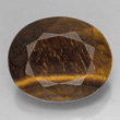 Striped Tiger's Eye Facet