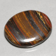 Multicolored Tiger's Eye Matrix