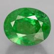 Emerald-green Tsavorite Garnet