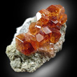 Reddish Brown Grossular Garnet