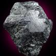 Twinned Alexandrite Crystal