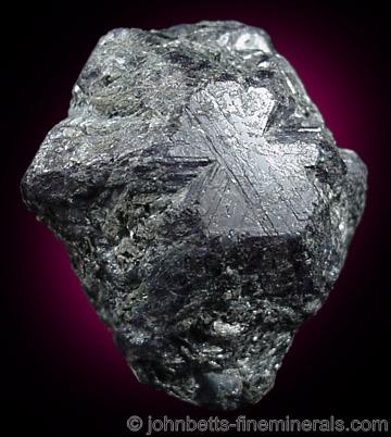 Twinned Alexandrite Crystal from Carnaiba, Bahia, Brazil