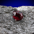 Almandine Garnet in Schist Matrix