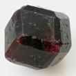 Single Almandine Garnet Crystal