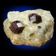 Almandine Garnets in Matrix